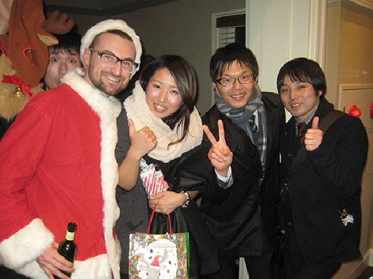 大人クリスマスパーティ